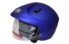 Открытый шлем V520 матовый