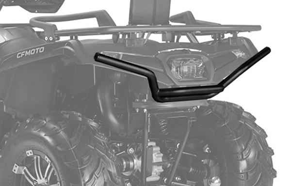 Задний силовой бампер для CFMOTO X4