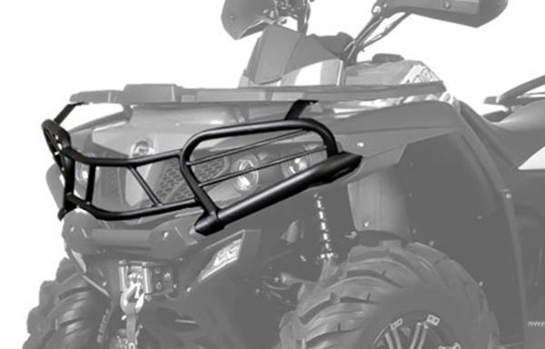 Передний силовой бампер для CFMOTO X5 H.O. / X6 EPS с защитой фар