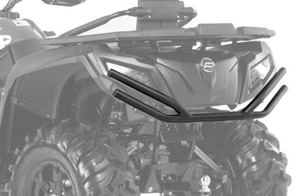 Задний силовой бампер для CFMOTO X5 H.O. / X6 EPS