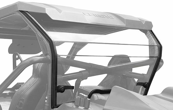 Панель задняя на ZFORCE 1000 Sport