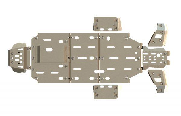 Комплект защиты днища для CFMOTO Z6