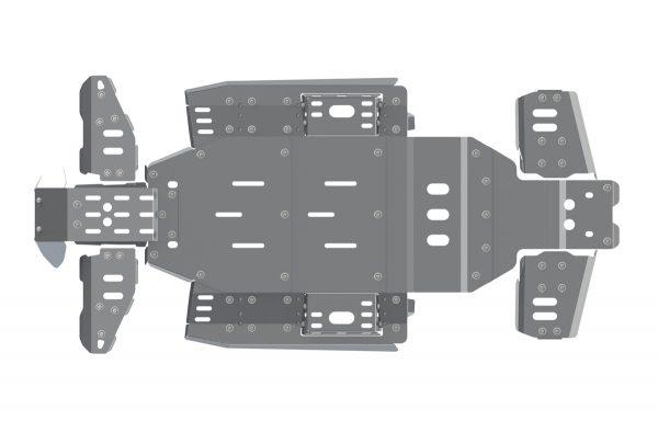 Комплект защиты днища для CFMOTO Z8