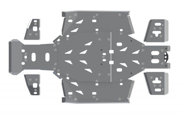 Комплект защиты днища для CFMOTO U8W (Копировать)