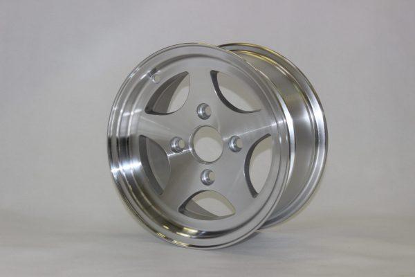 Диск алюминиевый, передний 9010-070100-A000