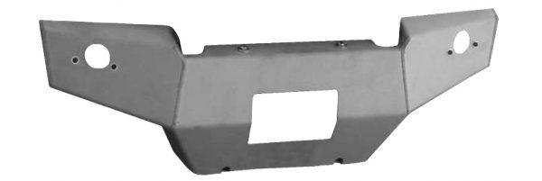 Защита бампера CF500A