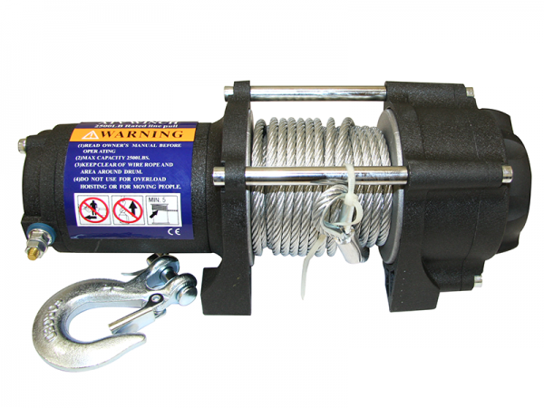 Мотор лебедки 2500 LBS для CFMOTO 500/X5,X6