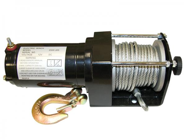 Лебедка в сборе 2500 LBS для CFMOTO 500/X5, X6
