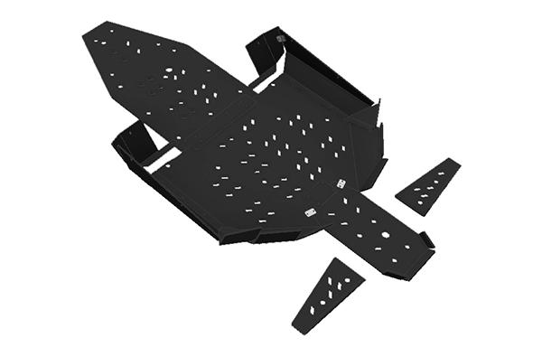 Комплект защиты днища для ZFORCE Z1000 EPS