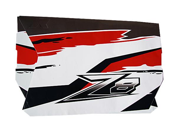 Комплект наклеек на двери CFMOTO Z8
