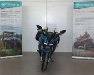 CFMOTO 650GT (ABS)